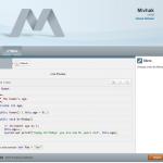 پنل تنظیمات افزونه Mivhak Syntax Highlighter